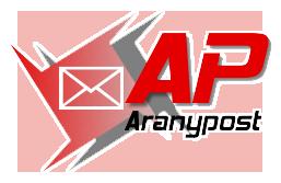 Aranypost Kft. - Logo image